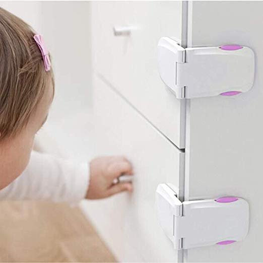 baby drawer locks angle