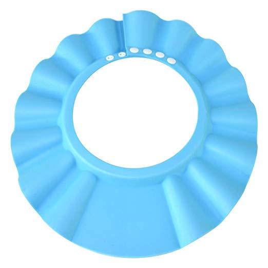 shampoo shower baby cap