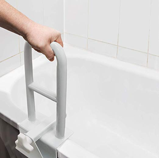 Bathtub Safety Rail Shower