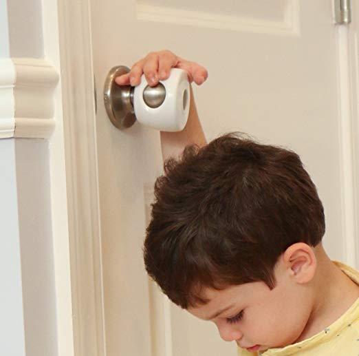 door knob covers kids