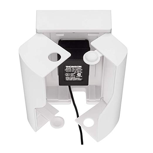 Twin Door Outlet Box cover electrical child safe