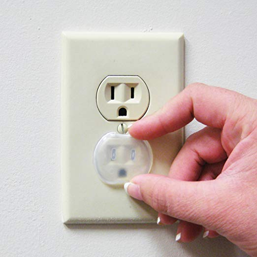 electrical outlet plugs kids