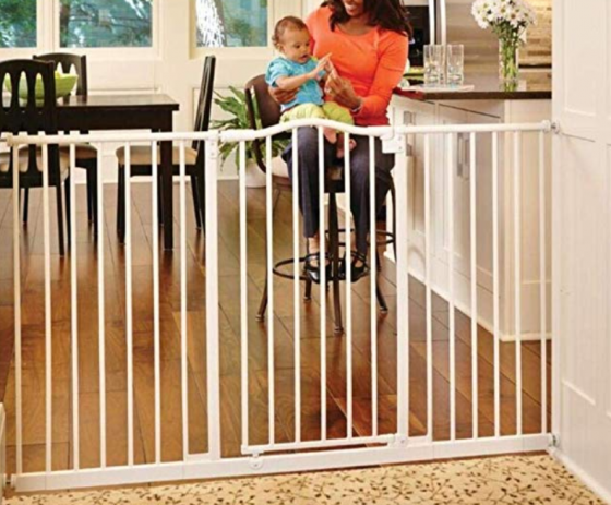 baby gate extra tall